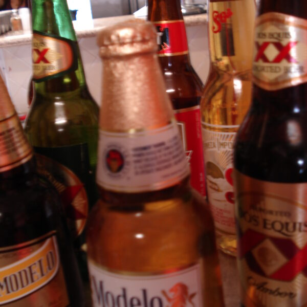 South of the Border Beers